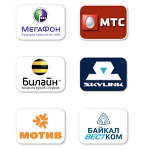 Операторы сотовой связи Кажыма